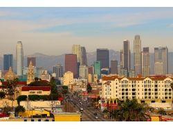 Фотографии города лос анджелес