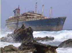 Фото корабли заброшенные