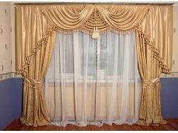 Интерьер штор фото для зала