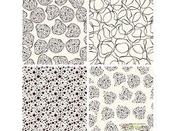 Картинки для скрапбукинга черно белые