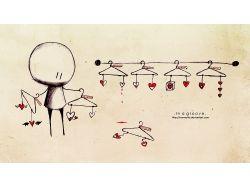 Любовь картинки рисунки