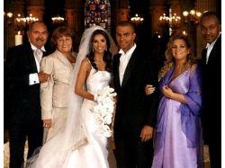 Ева лонгория свадьба фото
