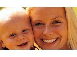 Картинки счастливая мама и ребенок