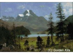Вышивка картины известных художников
