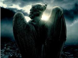 Ангелы обои на рабочий стол