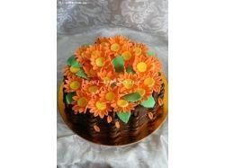 Тортики на свадьбу фото