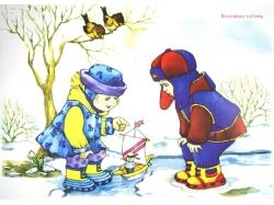 Картинки про детей в детском саду