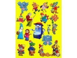 Фото для одноклассников для детей картинки из мультфильмов