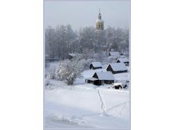 Фото зима в россии