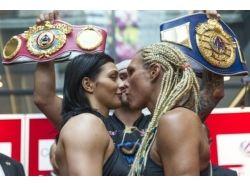 Боксёры девушки фото
