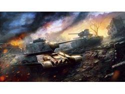Новогодние картинки world of tanks