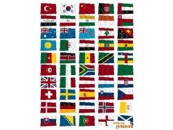 Разные флаги 2
