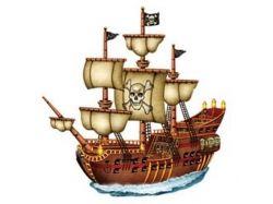 Пиратские флаги картинки 2