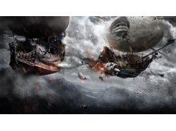 Пиратские флаги картинки 8