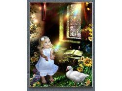 Картинки дети фэнтези 9