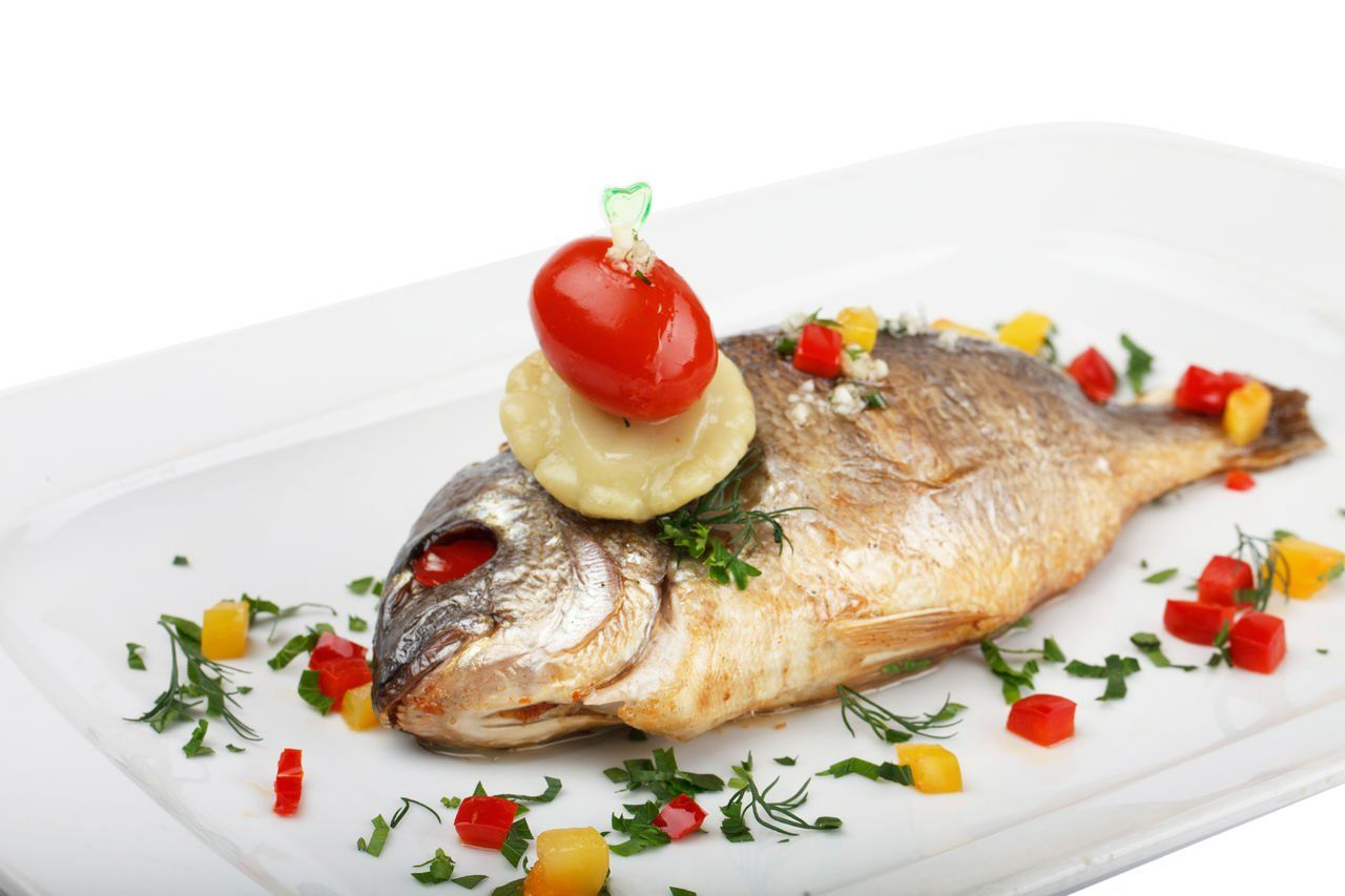 Блюда из рыбы