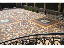 Тротуарная плитка старый город фото 9