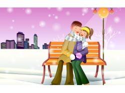 Зимняя романтика картинки 7