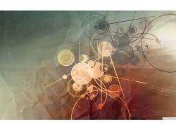 Картинки абстракция линии 7