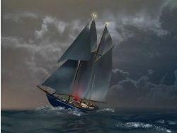 Картинки корабли и море 7