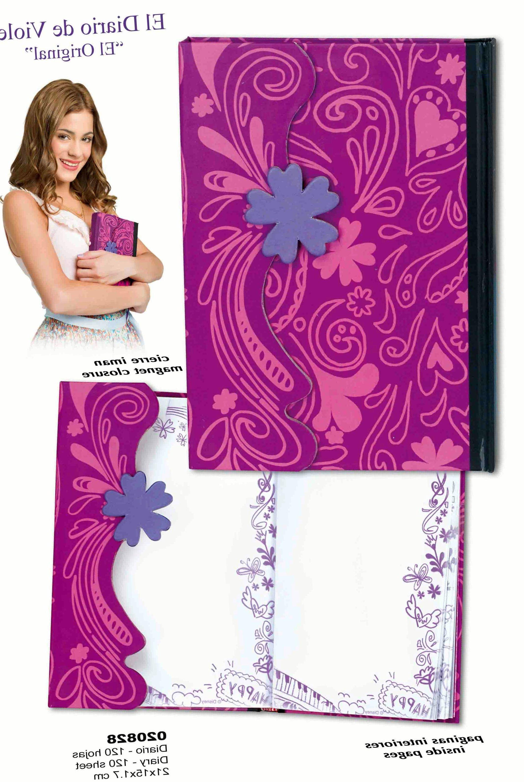 Как сделать дневник как у виолетты картинки