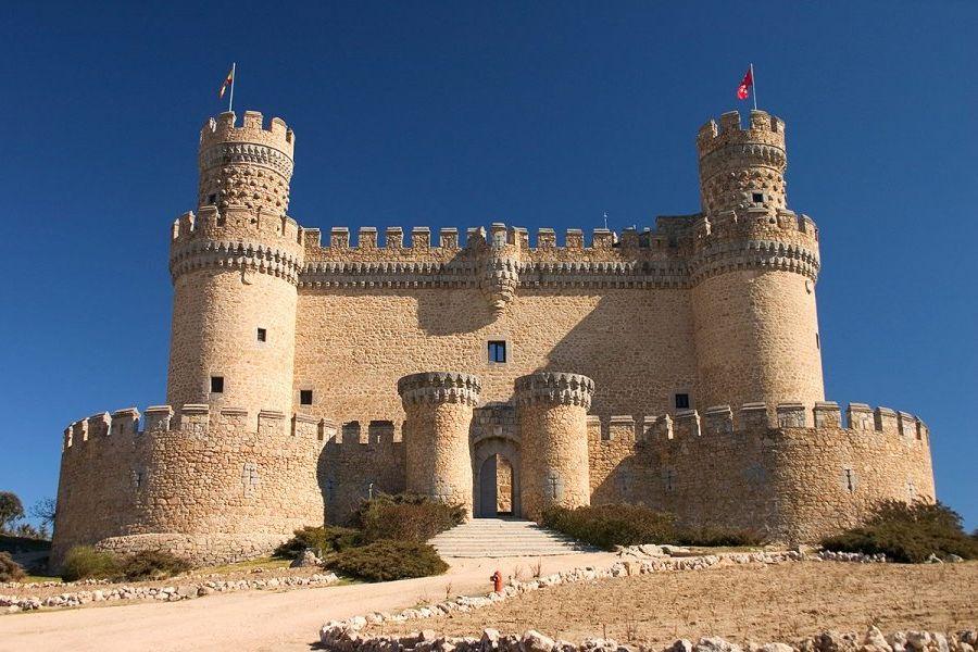 Замки в испании недвижимость испании