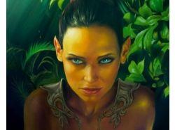 Фэнтези картинки лесные нимфы 7