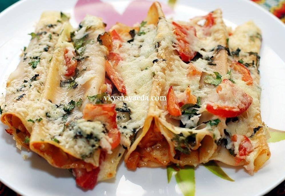 Рецепты вкусной еды с фото
