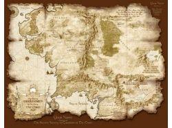 Карты в фэнтези картинки 7