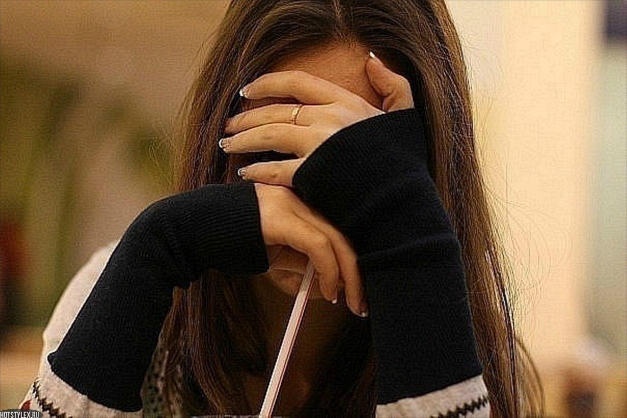 Фото красивые девушки без лица на аву