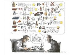 Рисунки на тему медицина 7