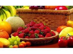 Натюрморт фрукты и овощи фото 6