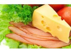 Широкоформатные фото мясная нарезка 4