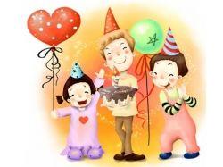 Фэнтези картинки день рождения 7