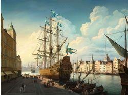 Корабли фрегаты фото 7
