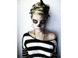 Хэллоуин картинки макияж 7