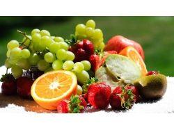 Широкоформатные картинки фруктов 7