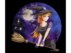 Хэллоуин открытки картинки 7