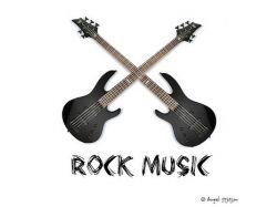 Рок музыка рисунки 7