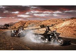 Мотоциклы чоппер фото 7