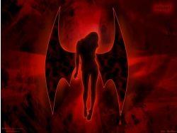 Ангелы и демоны фэнтези картинки 7