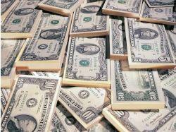 Фотография деньги доллары 7