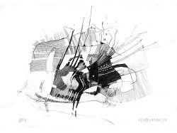 Абстракция рисунки карандашом фото 7