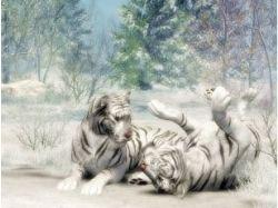 3d графика рисунки животных 2