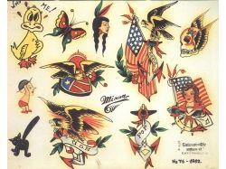 Флаги с рисунками 4