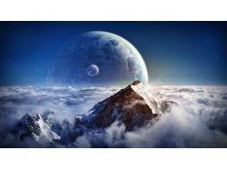 Картинки космос на рабочий стол скачать 7