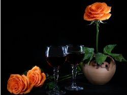 Бокал вина красивые картинки 7