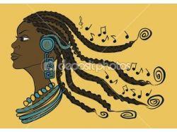 Африканские девушки фотографии 7