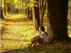 Креативные фотографии в лесу 7