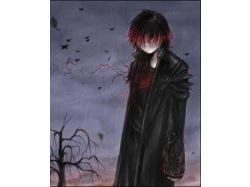 Аниме вампиры девушки картинки 7